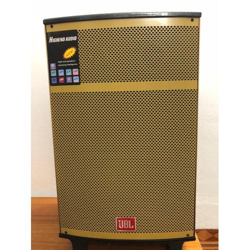 Loa kéo Bass 30 Vàng Gold cao cấp + Tặng kèm 02 Micro không dây