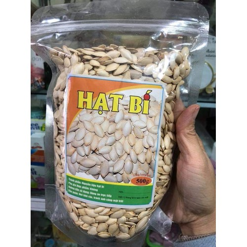 1kg hạt bí trắng
