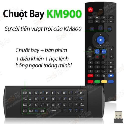 Remote chuột bay km900 điều khiển bằng giọng nói - 4627969 , 13940447 , 15_13940447 , 200000 , Remote-chuot-bay-km900-dieu-khien-bang-giong-noi-15_13940447 , sendo.vn , Remote chuột bay km900 điều khiển bằng giọng nói
