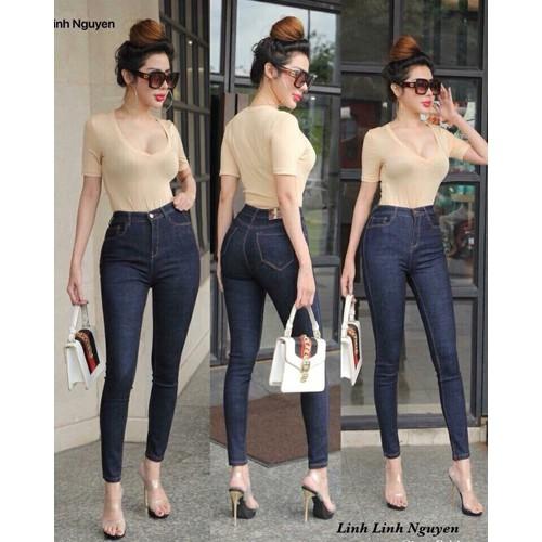 Quần jeans nữ dài truyền thống giá rẻ - 4627925 , 13940385 , 15_13940385 , 155000 , Quan-jeans-nu-dai-truyen-thong-gia-re-15_13940385 , sendo.vn , Quần jeans nữ dài truyền thống giá rẻ