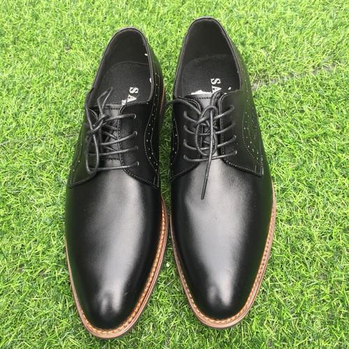 Giày tây nam da bò thật mẫu mới bh 1 năm - giày da nam - giày tây nam - 7234639 , 13924904 , 15_13924904 , 560000 , Giay-tay-nam-da-bo-that-mau-moi-bh-1-nam-giay-da-nam-giay-tay-nam-15_13924904 , sendo.vn , Giày tây nam da bò thật mẫu mới bh 1 năm - giày da nam - giày tây nam