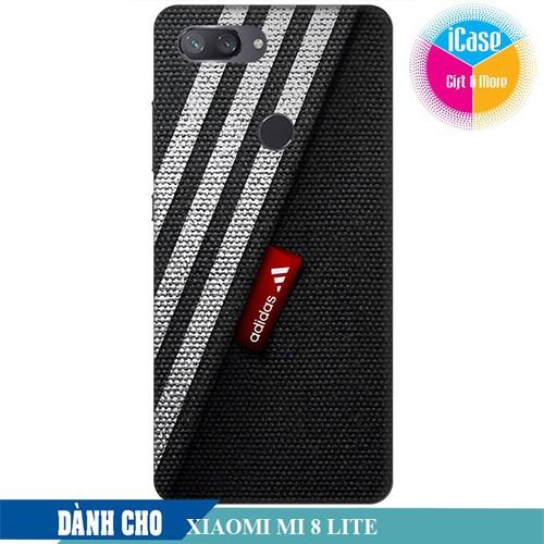 Ốp lưng nhựa dẻo dành cho Xiaomi Mi 8 Lite in hình Phong cách thể thao