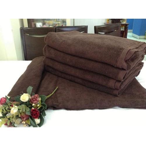 combo 5 khăn cotton kt 70x140-320g