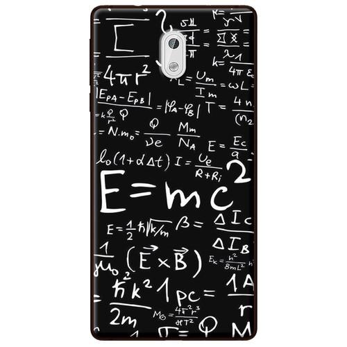 Ốp lưng nhựa dẻo Nokia 6 2017 Phương trình toán học