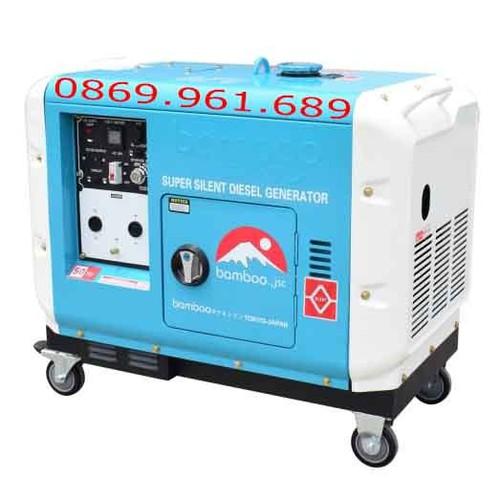 Máy phát điện  chạy dầu - chống ồn BmB 7500EAT_có tủ ATS - 4629154 , 13948449 , 15_13948449 , 29990000 , May-phat-dien-chay-dau-chong-on-BmB-7500EAT_co-tu-ATS-15_13948449 , sendo.vn , Máy phát điện  chạy dầu - chống ồn BmB 7500EAT_có tủ ATS