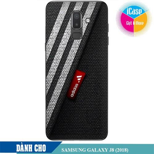 Ốp lưng nhựa dẻo dành cho Samsung Galaxy J8 2018 in hình Phong cách thể thao