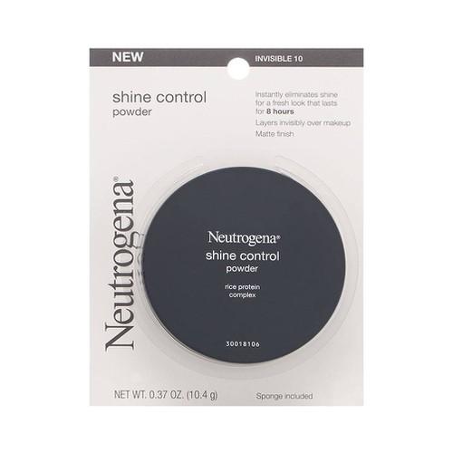 Phấn Phủ Neutrogena Shine Control Powder 10.4g#Invisible 10