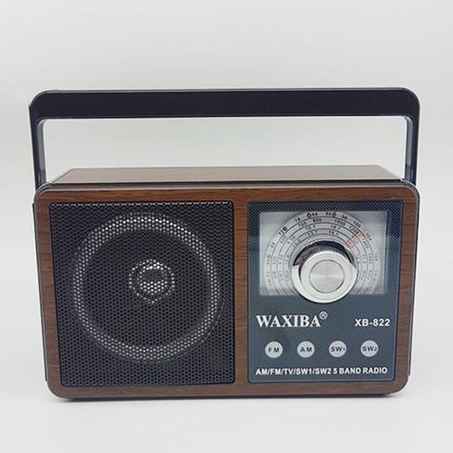 Đài radio chuyên dụng waxiba xb 822 - 18981655 , 13955798 , 15_13955798 , 350000 , Dai-radio-chuyen-dung-waxiba-xb-822-15_13955798 , sendo.vn , Đài radio chuyên dụng waxiba xb 822