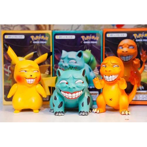 Bộ 3 mô hình Pokemon - 7260588 , 13945490 , 15_13945490 , 570000 , Bo-3-mo-hinh-Pokemon-15_13945490 , sendo.vn , Bộ 3 mô hình Pokemon
