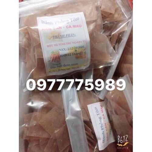 Combo 10kg Bánh Phồng Tôm Đặc Sản Năm Căn_ Cà Mau