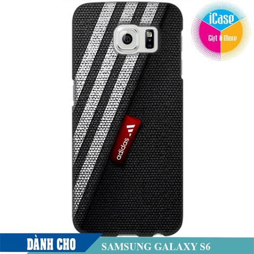Ốp lưng nhựa dẻo dành cho Samsung Galaxy S6 in hình Phong cách thể thao