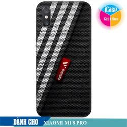 Ốp lưng nhựa dẻo dành cho Xiaomi Mi 8 Pro in hình Phong cách thể thao