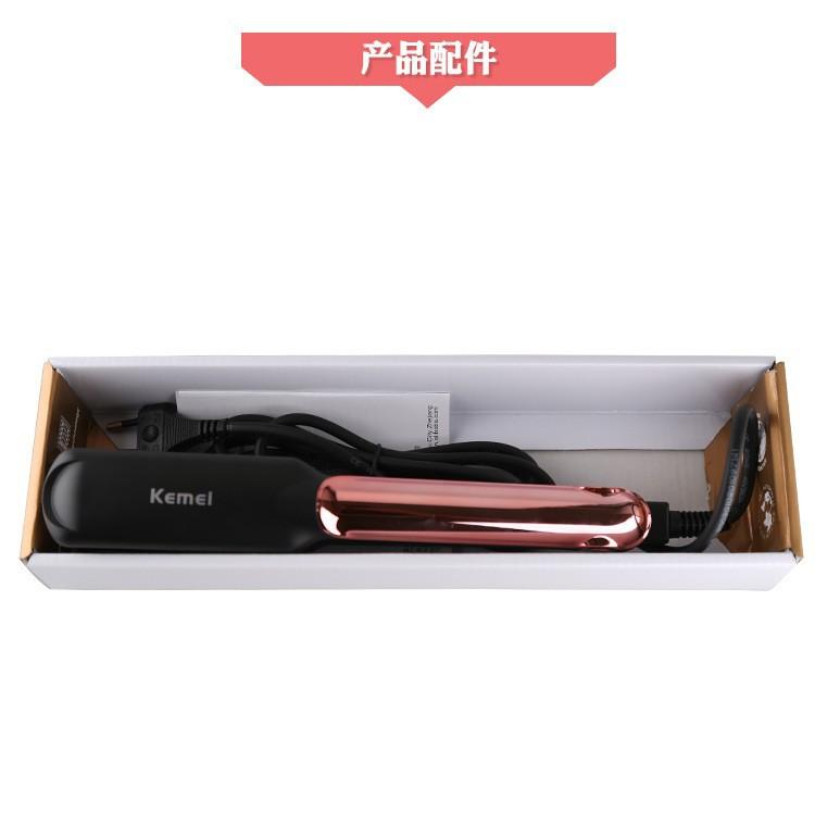 Máy kẹp thẳng tóc KEMEI 2113 cao cấp 3