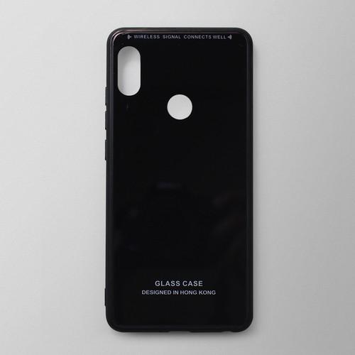 Ốp lưng Xiaomi Redmi Note 6 Pro viền dẻo đen