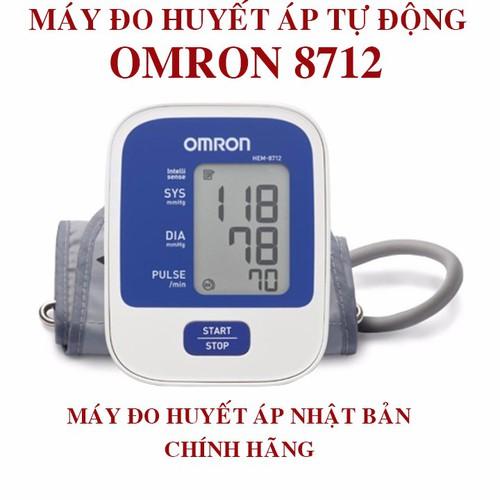 Máy đo huyết áp omron có adapter