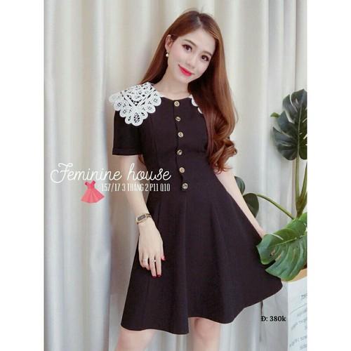 Đầm xinh hot