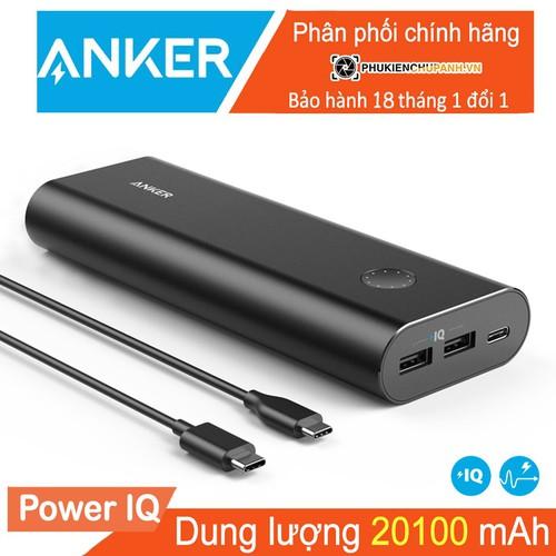 Pin Dự Phòng PowerCore+ 20100 MAh Input USB-C - 7281210 , 13960182 , 15_13960182 , 1600000 , Pin-Du-Phong-PowerCore-20100-MAh-Input-USB-C-15_13960182 , sendo.vn , Pin Dự Phòng PowerCore+ 20100 MAh Input USB-C