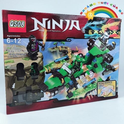 Lắp Ghép Ninjago 70718 - 4628741 , 13945890 , 15_13945890 , 227000 , Lap-Ghep-Ninjago-70718-15_13945890 , sendo.vn , Lắp Ghép Ninjago 70718