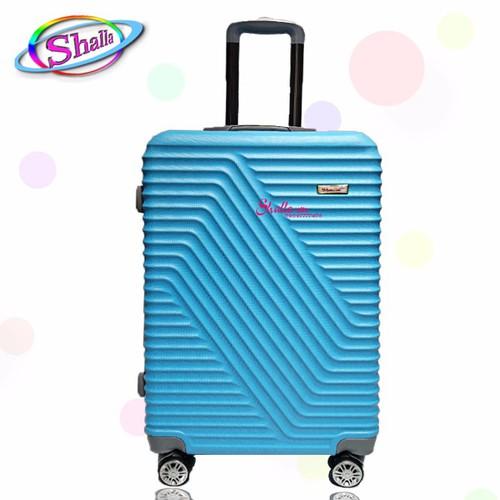 Vali nhựa 24 inch Vân ảnh lish Shalla 10 màu