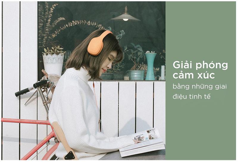 Tai nghe chụp tai Xiaomi Mi Headphones Comfort - Xanh lá 4