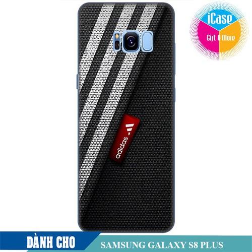 Ốp lưng nhựa dẻo dành cho Samsung Galaxy S8 Plus in hình Phong cách thể thao