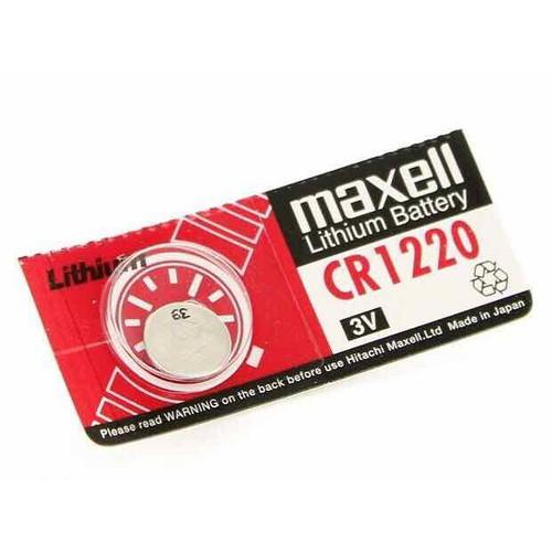 Combo 2 Viên Pin CR1220 3V Maxell Chính Hãng Made in Japan
