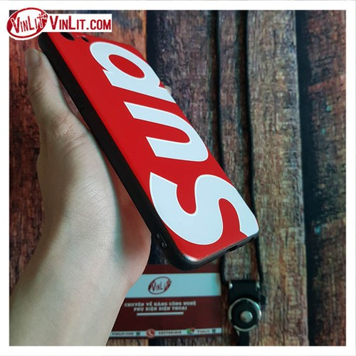 Ốp lưng Oppo F3 Lite A57 Neo 9s A39 ốp Thể thao nền đỏ cực chất mẫu 1- kèm dây