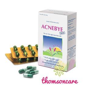 Viên Uống Mụn Trứng Cá Hoa Linh Acnebye - acneby