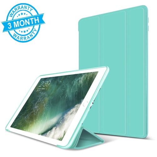 [CAO CẤP] Bao Da Silicone Dẻo Smart cover dành cho iPad Air 2