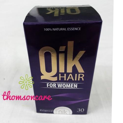 ✅ [CHÍNH HÃNG] Viên Mọc Tóc Qik Hair For Women Ecogreen – Giảm Rụng Tóc - QikHair Cho Nữ - 7299520 , 13971296 , 15_13971296 , 325000 , -CHINH-HANG-Vien-Moc-Toc-Qik-Hair-For-Women-Ecogreen-Giam-Rung-Toc-QikHair-Cho-Nu-15_13971296 , sendo.vn , ✅ [CHÍNH HÃNG] Viên Mọc Tóc Qik Hair For Women Ecogreen – Giảm Rụng Tóc - QikHair Cho Nữ
