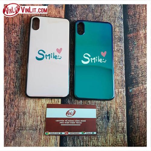 Ốp lưng Iphone XS Max ốp xà cừ gương bóng lấp lánh SMILE cực đẹp  Hồng - 4634472 , 13988061 , 15_13988061 , 90000 , Op-lung-Iphone-XS-Max-op-xa-cu-guong-bong-lap-lanh-SMILE-cuc-dep-Hong-15_13988061 , sendo.vn , Ốp lưng Iphone XS Max ốp xà cừ gương bóng lấp lánh SMILE cực đẹp  Hồng