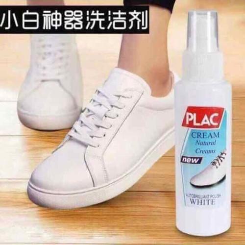 2 chai Lau giầy PLAC