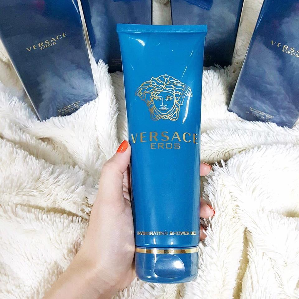 Sữa tắm Versace Eros chính hãng, giá tốt nhất 740,000đ! Mua nhanh tay! |  Bigomart.Info