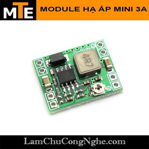 Mạch nguồn hạ áp mini 3A BUCK DC MP1584 - Module nguồn có điều chỉnh điện áp - 10947596 , 13989436 , 15_13989436 , 15000 , Mach-nguon-ha-ap-mini-3A-BUCK-DC-MP1584-Module-nguon-co-dieu-chinh-dien-ap-15_13989436 , sendo.vn , Mạch nguồn hạ áp mini 3A BUCK DC MP1584 - Module nguồn có điều chỉnh điện áp