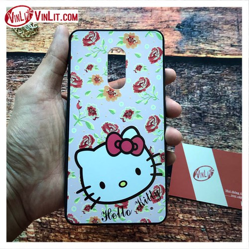 Ốp lưng Xiaomi Redmi Note 4 Xiaomi Redmi Note 4x Hello Kitty dễ thương viền sillicon dẻo