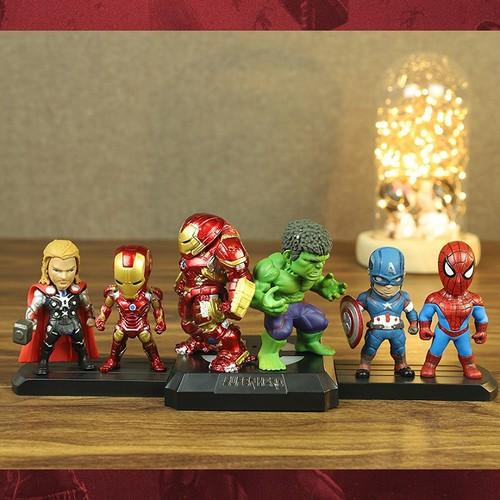 Mô hình siêu anh hùng Marvel Avengers 6 Nhân Vật - Infinity War - Civil War - Cuộc Chiến Vô Cực - End Game - 10947205 , 13977738 , 15_13977738 , 300000 , Mo-hinh-sieu-anh-hung-Marvel-Avengers-6-Nhan-Vat-Infinity-War-Civil-War-Cuoc-Chien-Vo-Cuc-End-Game-15_13977738 , sendo.vn , Mô hình siêu anh hùng Marvel Avengers 6 Nhân Vật - Infinity War - Civil War - Cuộ