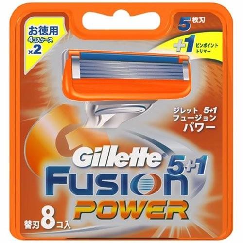 Vỉ 8 lưỡi dao cạo râu Gillette Fusion 5+1 Proglide Power Nhật Bản - 7299481 , 13971240 , 15_13971240 , 580000 , Vi-8-luoi-dao-cao-rau-Gillette-Fusion-51-Proglide-Power-Nhat-Ban-15_13971240 , sendo.vn , Vỉ 8 lưỡi dao cạo râu Gillette Fusion 5+1 Proglide Power Nhật Bản