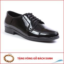 Giày Công Sở Nam - Giày Công Sở Nam Có Dây Da Bóng Sang Trọng Đế Khâu Rất Chắc Chắn - M504-GB
