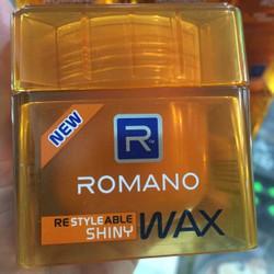 romano wax tóc giữ nếp cứng bóng mượt