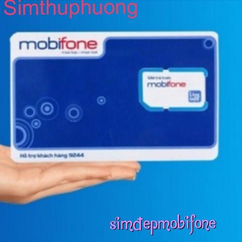 SIM MOBIFONE 0789_262_818