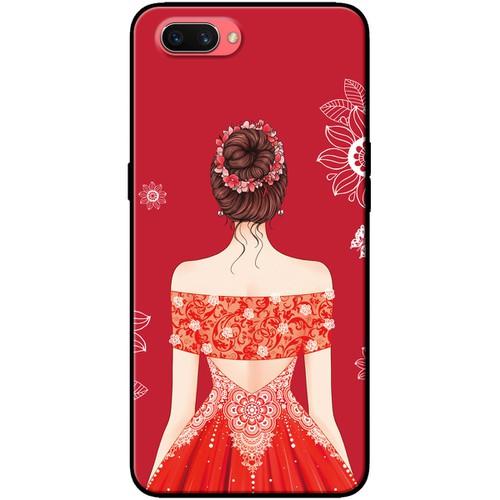 Ốp lưng nhựa dẻo Oppo A3s Váy đỏ tóc búi - 4634187 , 13985093 , 15_13985093 , 99000 , Op-lung-nhua-deo-Oppo-A3s-Vay-do-toc-bui-15_13985093 , sendo.vn , Ốp lưng nhựa dẻo Oppo A3s Váy đỏ tóc búi