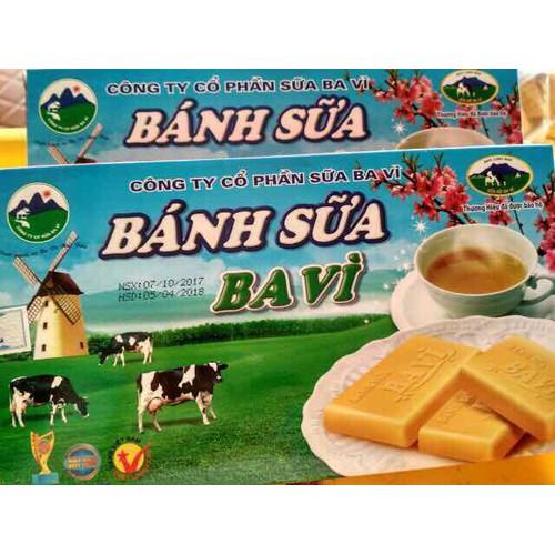 Bánh sữa Ba vì
