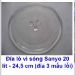 Đĩa lò vi sóng Sanyo