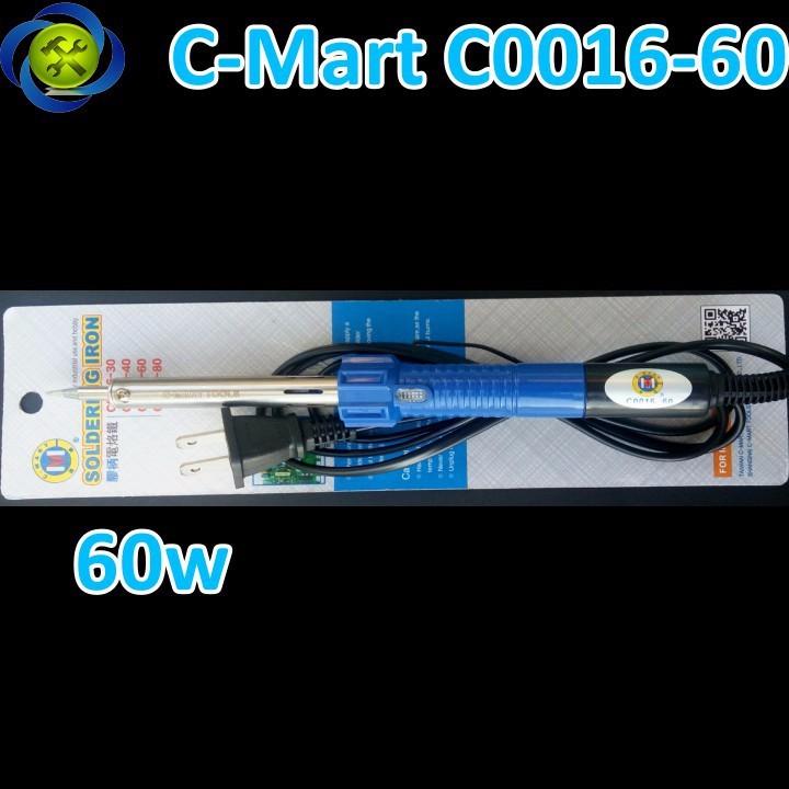 Mỏ hàn C-Mart C0016-60 60w 1