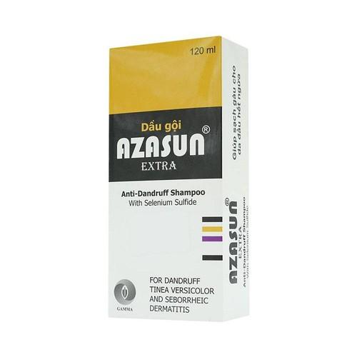 Dầu gội Azasun Extra 120ml