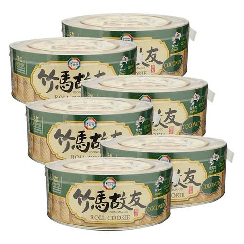 Bánh cuộn vị dừa Joongma Go Hàn Quốc 365g - Combo 6 hộp - 7302244 , 13973027 , 15_13973027 , 1015000 , Banh-cuon-vi-dua-Joongma-Go-Han-Quoc-365g-Combo-6-hop-15_13973027 , sendo.vn , Bánh cuộn vị dừa Joongma Go Hàn Quốc 365g - Combo 6 hộp