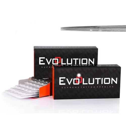 Kim Xăm Evolution Ultra Premium 3RL Cho Máy Xăm, Mực Xăm