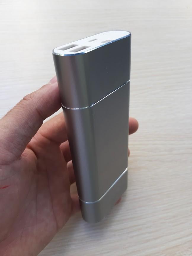 Pin Sạc Dự Phòng CASTU K5 15800 mAh Vỏ Nhôm 3
