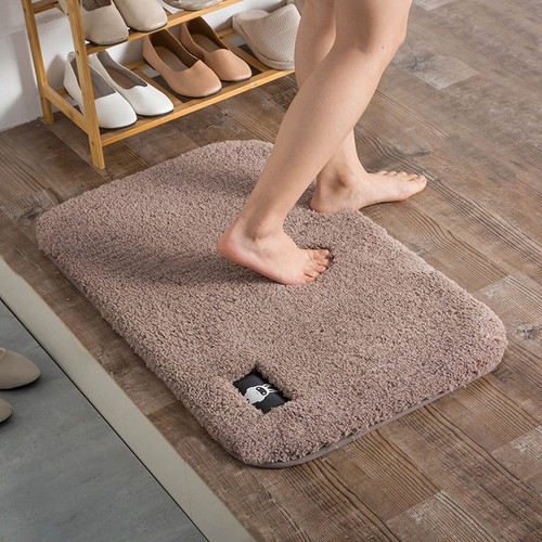 Thảm lau chân len sợi nhỏ