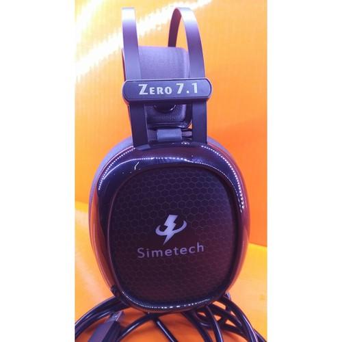 Headphone chuyên game SIMETECH Zero 7.1 có led, cổng USB - 7320576 , 13985217 , 15_13985217 , 435000 , Headphone-chuyen-game-SIMETECH-Zero-7.1-co-led-cong-USB-15_13985217 , sendo.vn , Headphone chuyên game SIMETECH Zero 7.1 có led, cổng USB
